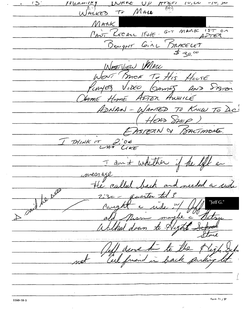 documents undisclosed podcast
